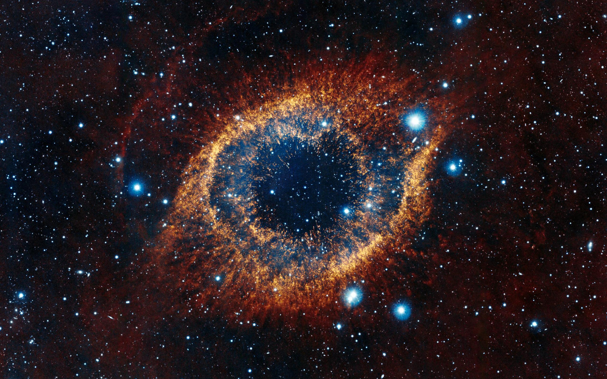 космос, звёзды, туманность