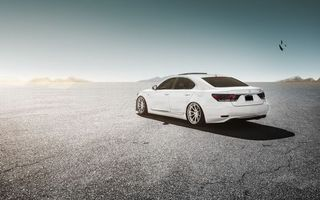 Photo free Lexus, White, Lanterns