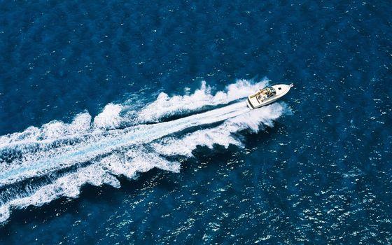 Заставки лодка, катер, яхта