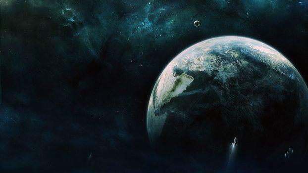 Фото бесплатно звезды, свечения, space