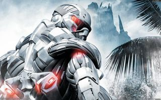 Online shooter game Crysis Wars · free photo
