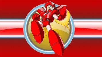 Фото бесплатно герой, мультяшка, красный