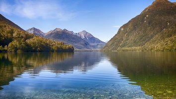 Заставки река, вода, горы