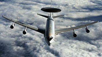 Фото бесплатно хвост, воздух, самолет