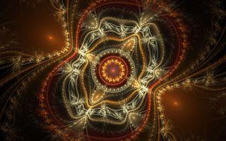 Бесплатные фото узор,рисунок,линии,свет,огонь,блики,абстракции