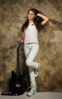 Фото бесплатно волосы, руки, гитара