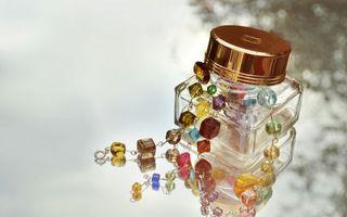 Фото бесплатно аромат, духи, камни