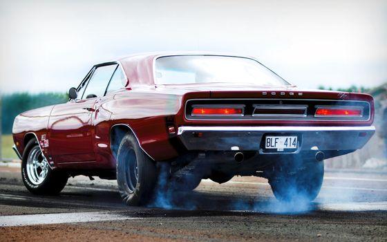 Фото бесплатно Dodge, зарядное устройство, классика