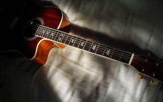 Фото бесплатно инструмент, струны, бабочки