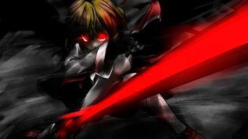 Бесплатные фото мальчик, парень, меч, удар, волосы, глаза, драка