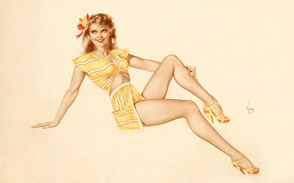 Фото бесплатно модель, ноги, платье - на рабочий стол