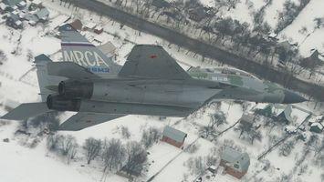 Миг 29 полет