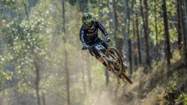 Фото бесплатно велокросс, велосипед, мужчина