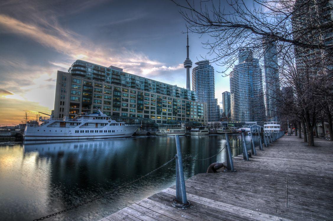 Фото бесплатно Toronto, Canada, город - на рабочий стол