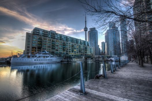 Photo free Toronto, Canada, city
