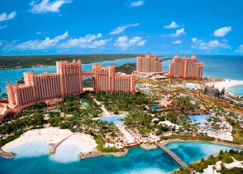 Photo free bahamas, sea, hotel