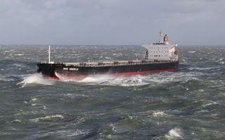 Photo free ship, sea, wires