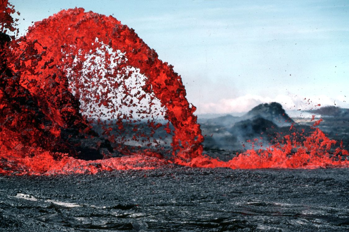 Photos for free lava, magma, wilderness - to the desktop