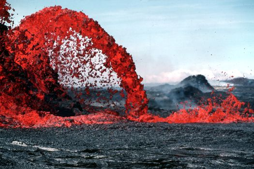 Photo free lava, magma, wilderness