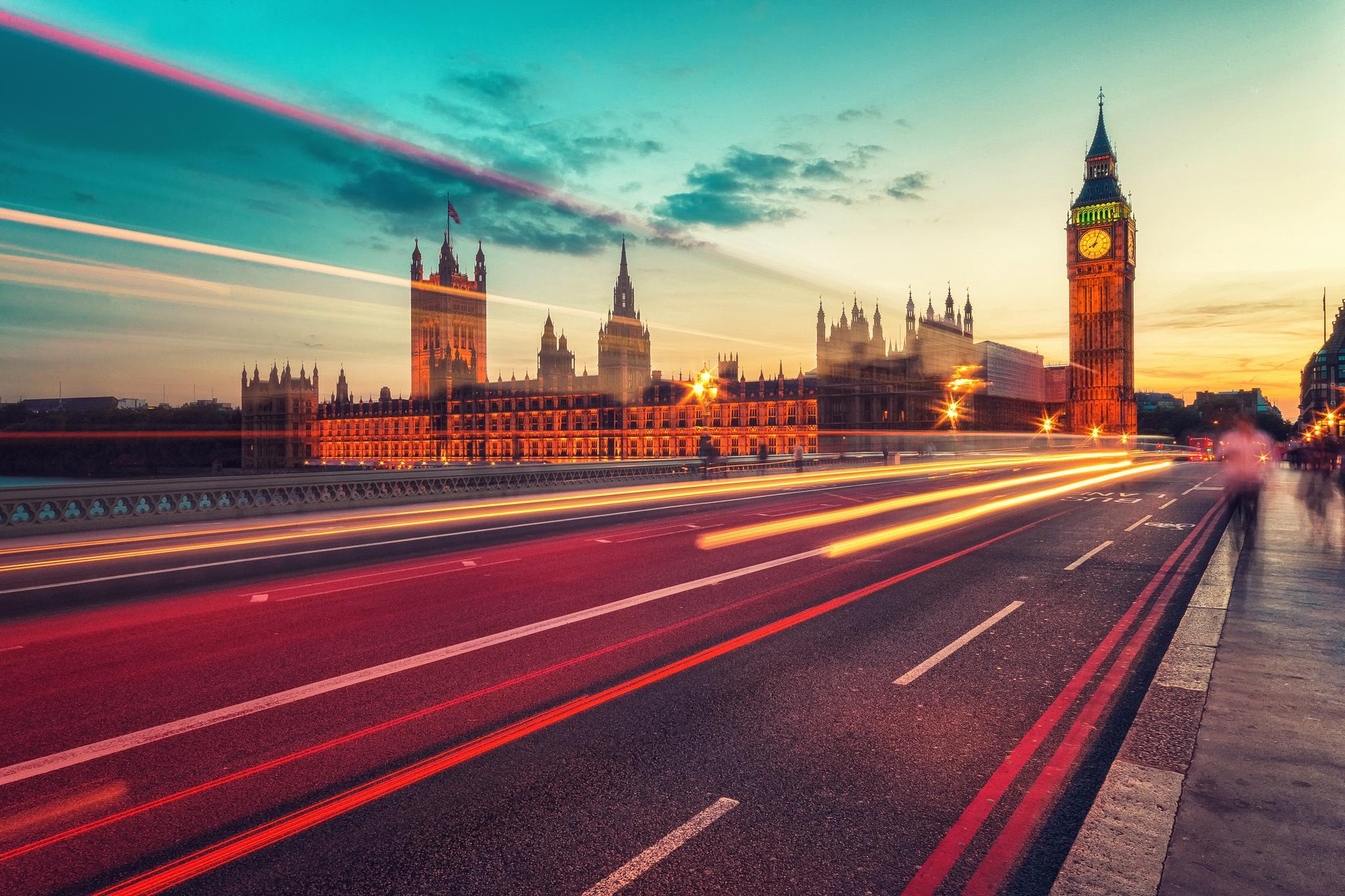 London, Лондон, Великобритания
