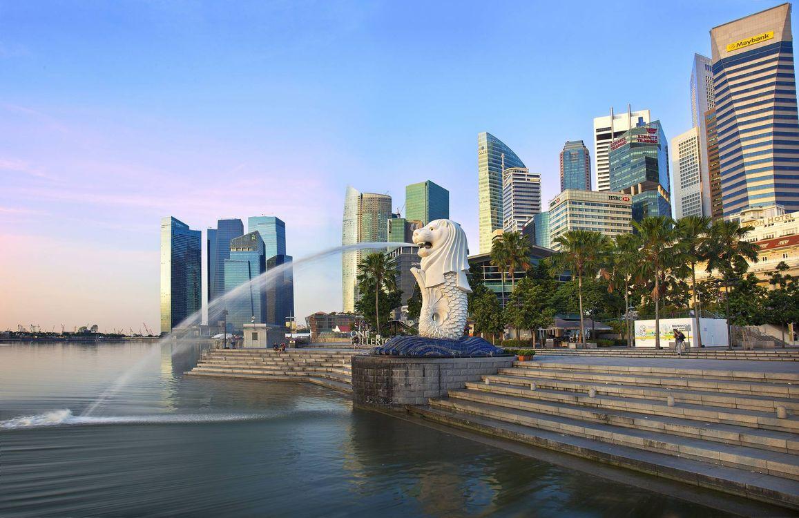 Обои Сингапур, Singapore, город на телефон | картинки город