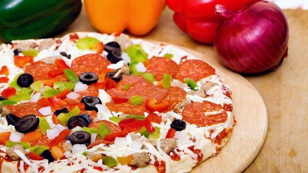 Фото бесплатно тесто, овощи, баклажан