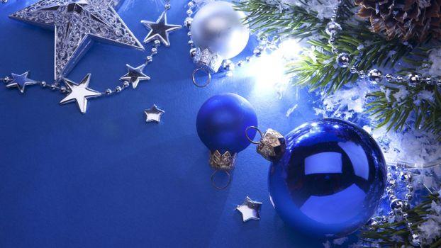 Фото бесплатно украшения, шарики, звезды