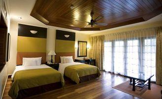 Фото бесплатно интерьер, кровать, дизайн