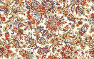 Фото бесплатно цветы, роспись, узоры
