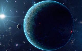 Бесплатные фото новые миры,планеты,солнце,лучи,млечный путь,наша галактика,космос