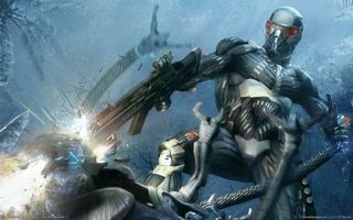 Фото бесплатно crysis warhead, crysis wars, crysis 2