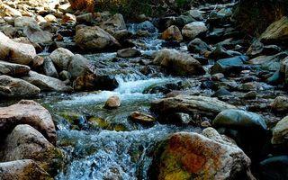 Фото бесплатно отводы, галька, вода