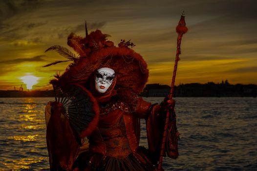 Фото бесплатно карнавал в венеции, маски, костюмы