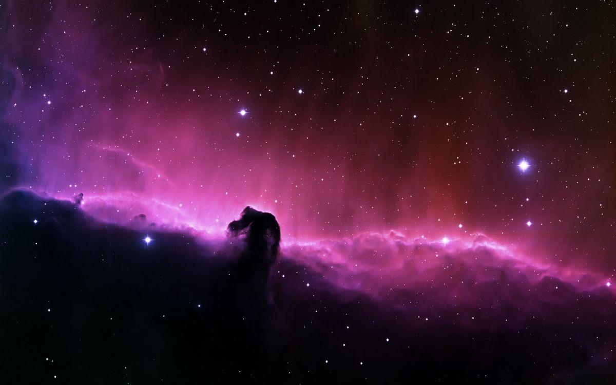 Фото бесплатно небо, туманность, галактика - на рабочий стол