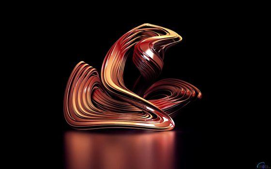 Фото бесплатно линии, заставка, фигура