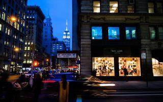 Бесплатные фото люди,машины,здания,вечер,дорога,асфальт,город