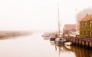 Фото бесплатно река, яхта, лодка