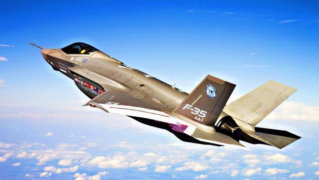 Photo free airplane, fighter, flight