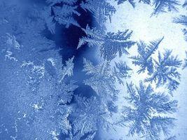 Фото бесплатно стекло, мороз, узоры