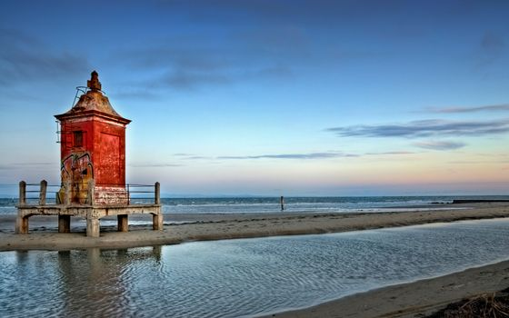 Бесплатные фото маяк,мостик,япония,граффити,океан,разное