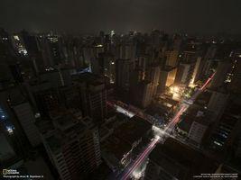 Бесплатные фото перекресток,дома,небоскреб,national geographic,светофор,размытость,небо