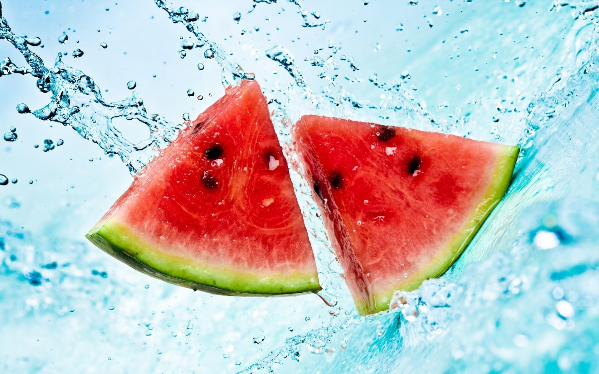 обои арбуз, красный, сочный, семечки картинки фото