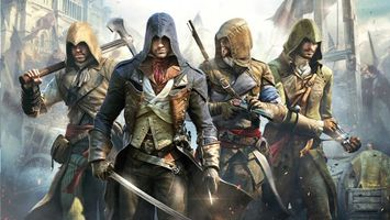 Photo free assassin, hoods, weapons
