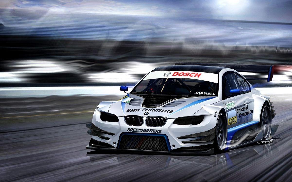 Фото бесплатно бмв м3, купе, тюнинг, бампер, скорость, трасса, гонка, дтм, машины, машины