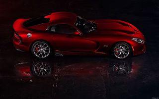 Бесплатные фото dodge,красный,шикарный,машины