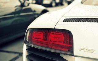 Бесплатные фото фонари, красные, белая, капли, решетка, стекло, машины