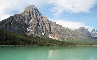 Бесплатные фото гора,скала,камни,пик,вода,море,деревья