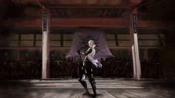 Бесплатные фото китай,япония,символ,иероглиф,костюм,человек,меч
