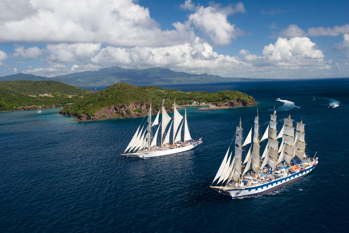 Free photo ships, yachts, sails - to desktop