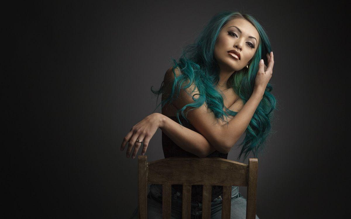 Фото бесплатно модель, волосы, фигура - на рабочий стол